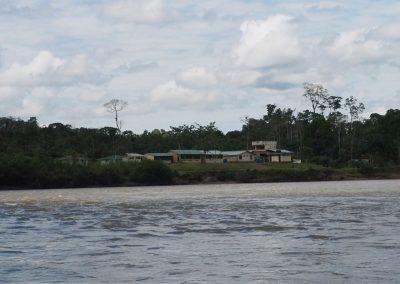 Siedlungen am Ufer