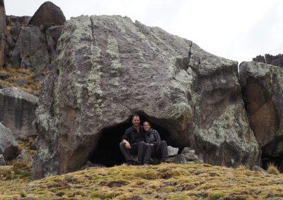 Höhlenmenschen?