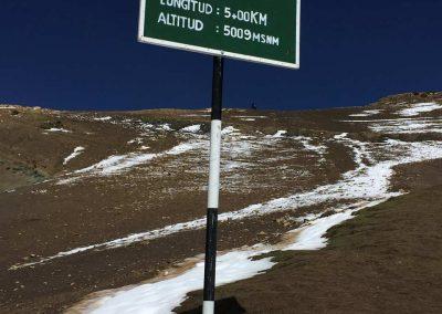 Nach ca. 2.5 Stunden erreichen wir endlich die Gipfel.