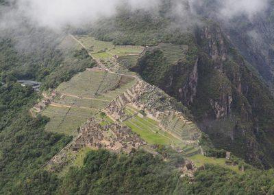 Traumhafter Ausblick über die Residenz