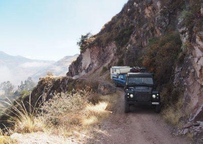 Nördliche Anden, Peru
