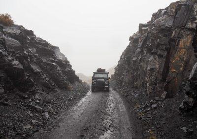 Glacier Pastoruri NP, Peru