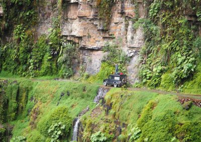 Death Road, Peru