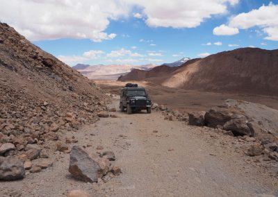 Atacamawüste, Chile