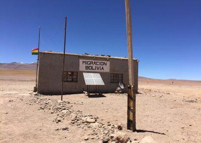 Adios Bolivia