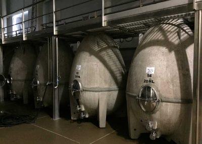 Und die kleinen «Eier»-Tanks.