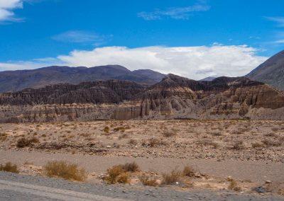 Der Norden Argentiniens ist sehr trocken