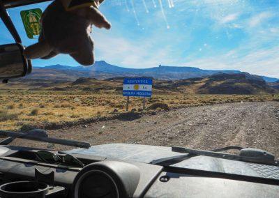 Und dann sind wir wieder in Argentinien.