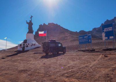 Im Zickzack durch Argentinien und Chile