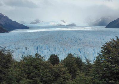 Der Perito Moreno von Nahe…