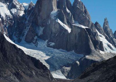Ein beeindruckendes Bergmassiv…