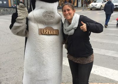 Da trifft man sogar Macaroni-Pinguine!