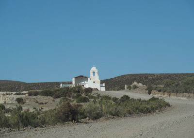 Die schönste Kirche der Umgebung.