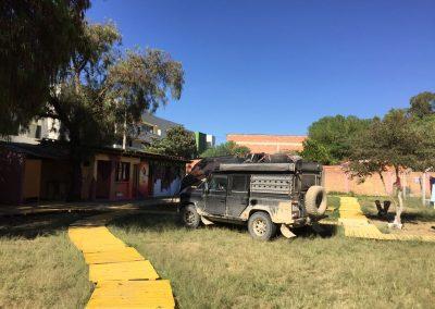 In Tarija blieben wir eine Nacht…