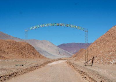 Da kündet sich grossartig das Dorf «Tola Grande» an. Doch wo ist es denn?