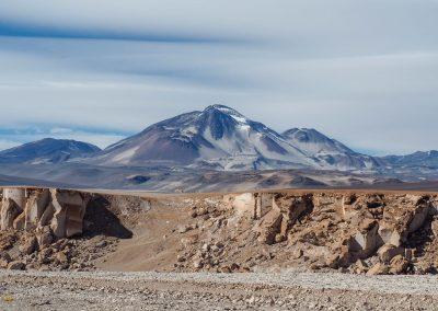 Die Berge bieten immer wieder neue und bezaubernde Formationen.
