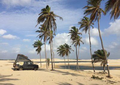 Brasiliens traumhafte Küste
