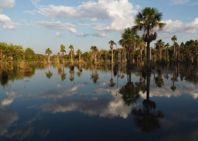 In der Nähe besuchen wir noch den «Lago da Araras».