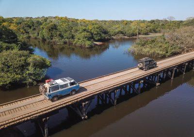 Zusammen erkundigen wir das Pantanal…