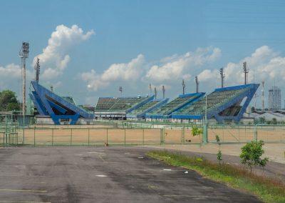 In diesem Sambastadion wird der «Carneval» durchgeführt.