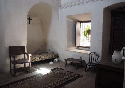 Die Nonnen hatten eigene Räumlichkeiten.