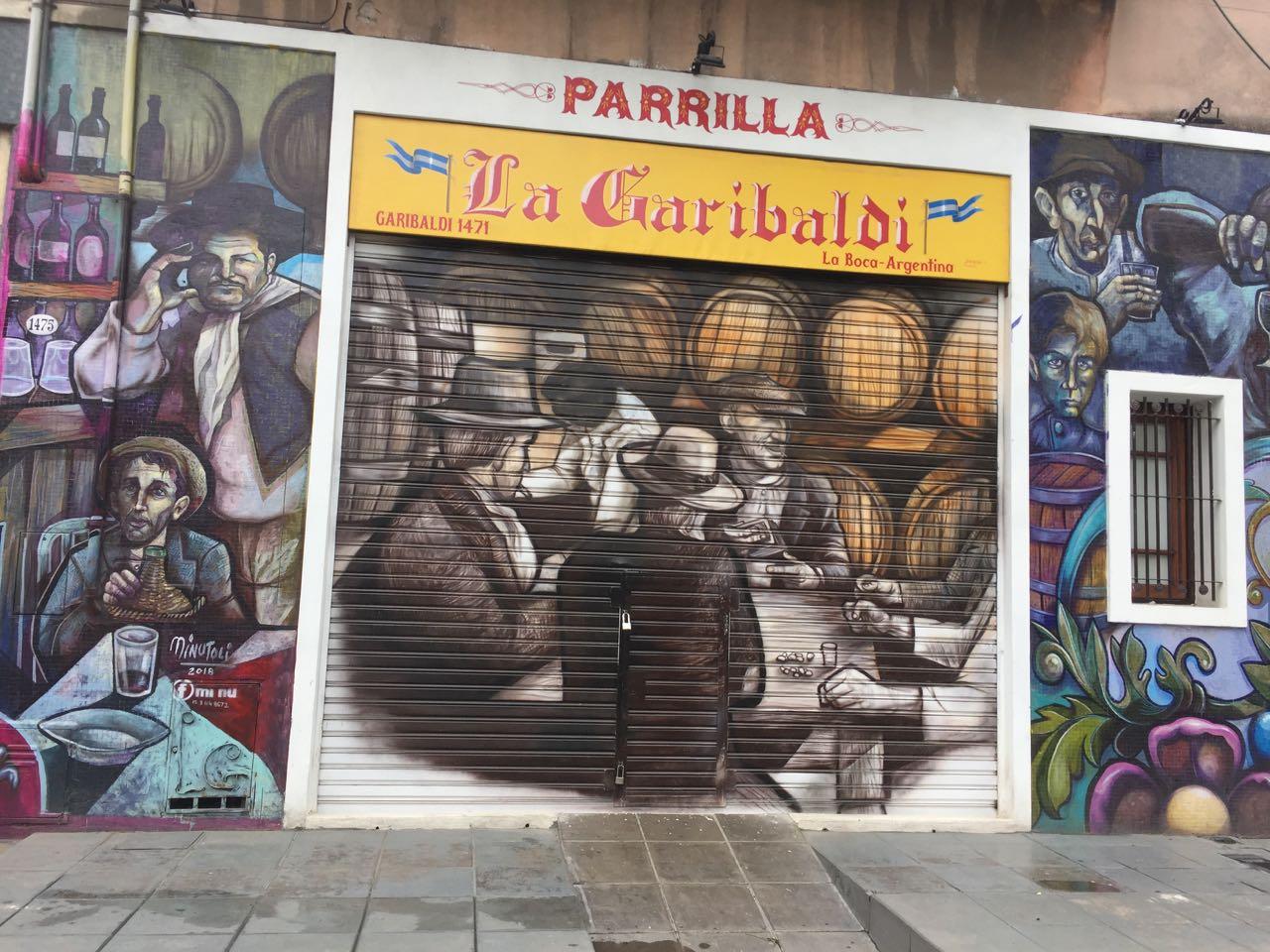 Parrilla (Grillieren): die Leidenschaft der Argentinier. Und dazu ein Glässchen Wein?