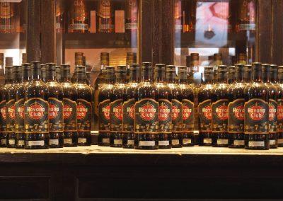Besuch in der berühmten Rum-Brennerei von Havana Club.