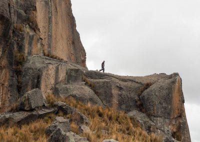Berge besteigen…