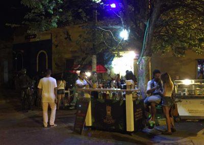 Am Samstag darf ausnahmsweise Alkohol auf dem Platz verkauft werden.