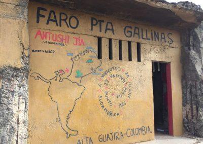Punta Gallinas: nördlichster Punkt von Kolumbien
