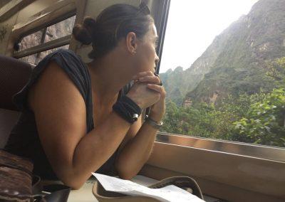 Romantische Fahrt durch's Urubamba-Tal