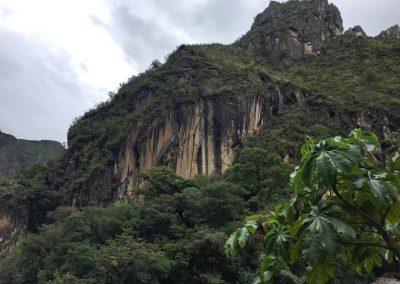 Der letzte Blick Richtung Machu Picchu