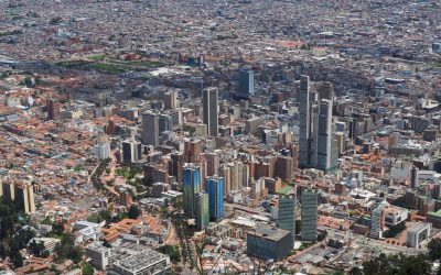 Kolumbianische Städte