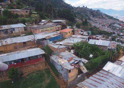 Slums von oben