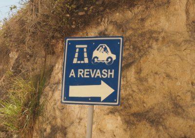 …führen nach Revash.