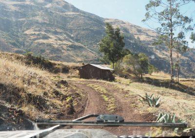 Wir fahren weiter Richtung Tal.