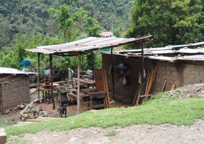 Moderne Dorfschreinerei