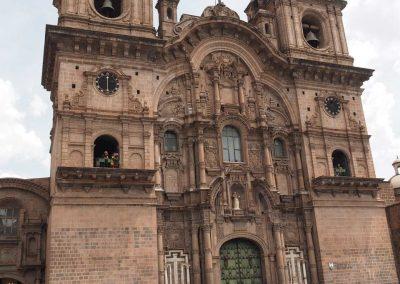 Zweite Kirche am Plaza de Armas.