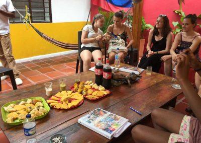 Kolumbianische Spezialitäten